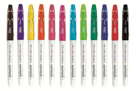 Faserschreiber Pilot FRIXION COLORS, Art.-Nr. SW-FC - Paterno B2B-Shop
