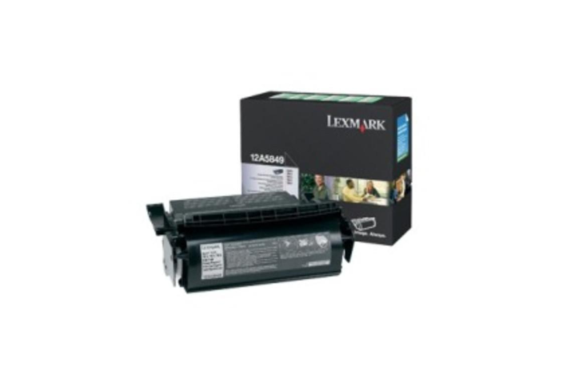 Lexmark Cartridge Return 25K Etik., Art.-Nr. 12A5849 - Paterno B2B-Shop
