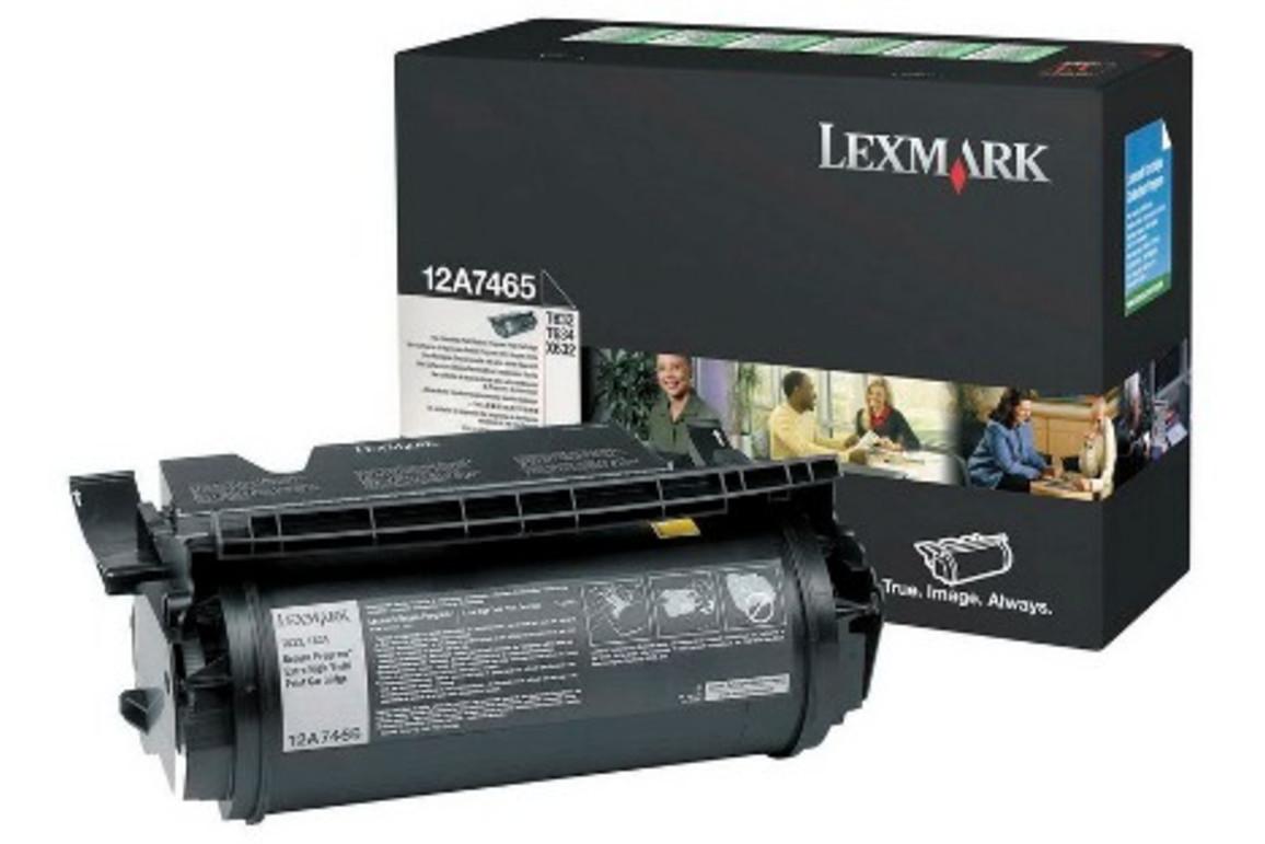 Lexmark Cartridge Return XHY 32K, Art.-Nr. 12A7465 - Paterno B2B-Shop