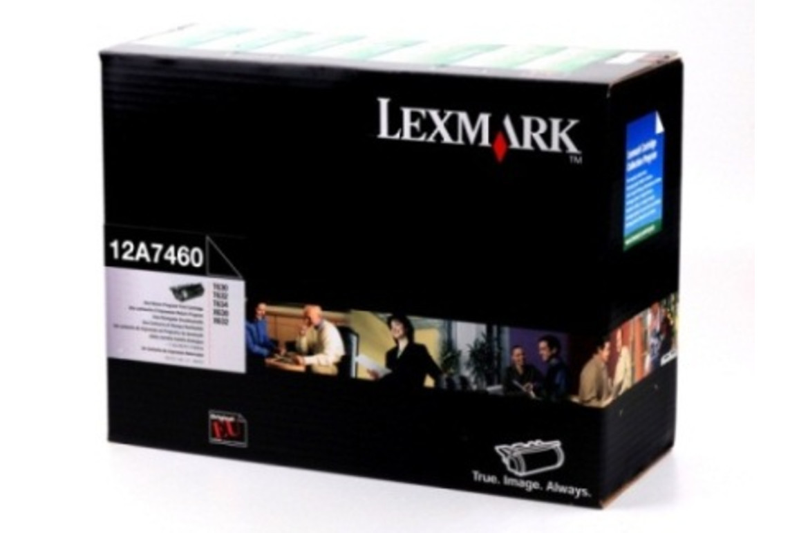 Lexmark Cartridge Return 5K, Art.-Nr. 12A7460 - Paterno B2B-Shop