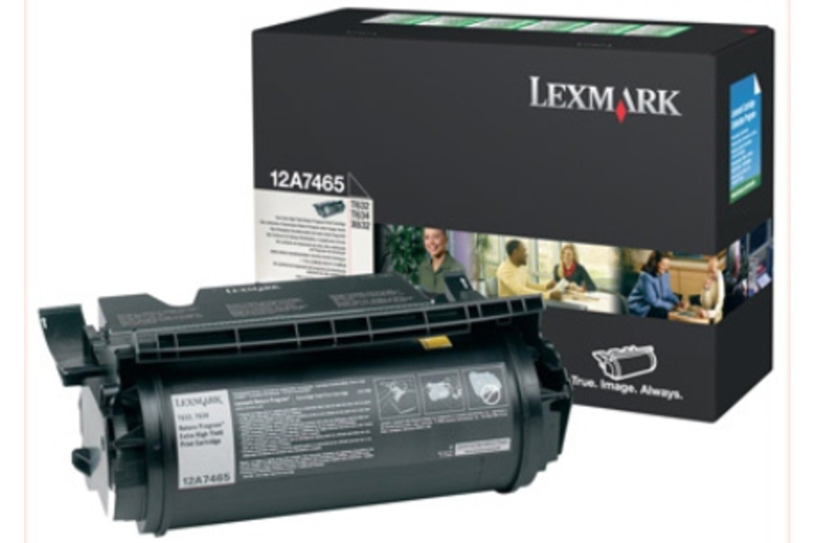 Lexmark REMANUF. T632/634 32K, Art.-Nr. 12A7610 - Paterno B2B-Shop