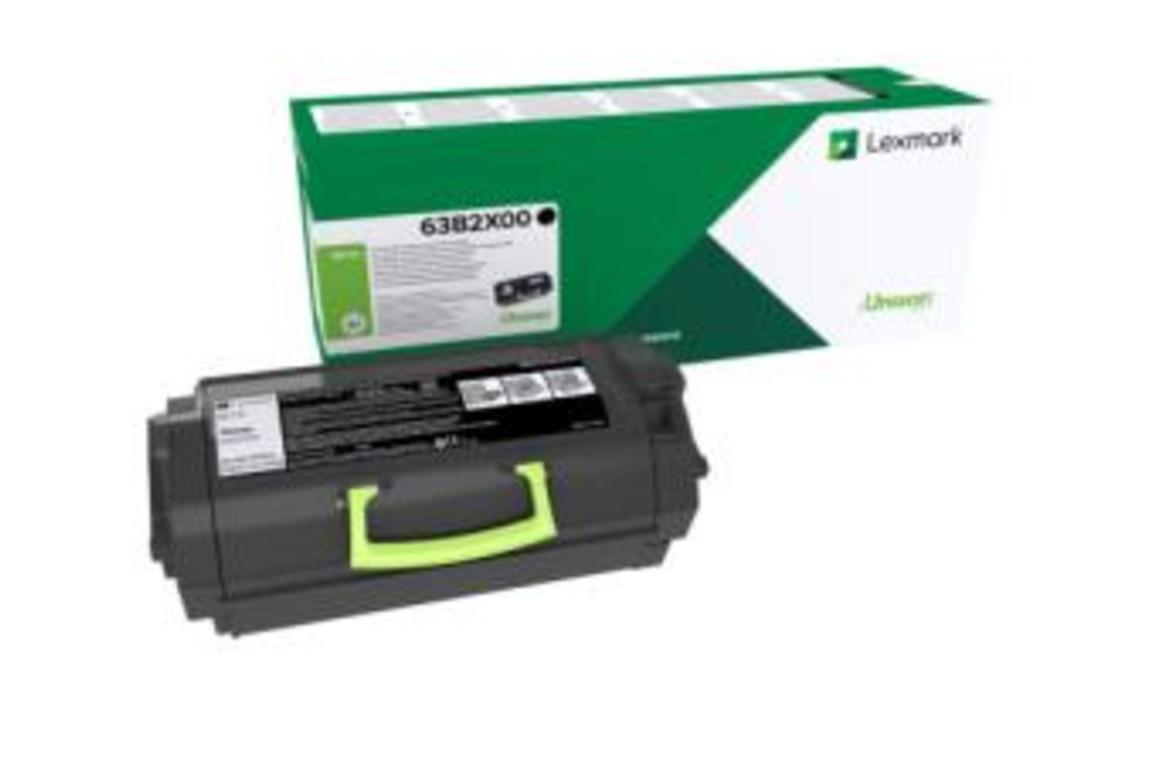Lexmark SMB Cartridge Return MX 718 black 45K, Art.-Nr. 63B2X00 - Paterno B2B-Shop