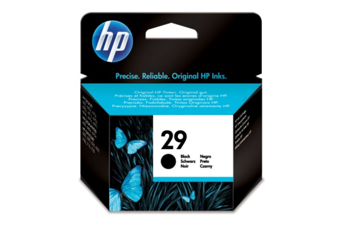 HP Ink Nr.29 black / Kompatibel, Art.-Nr. 51629A - Paterno B2B-Shop