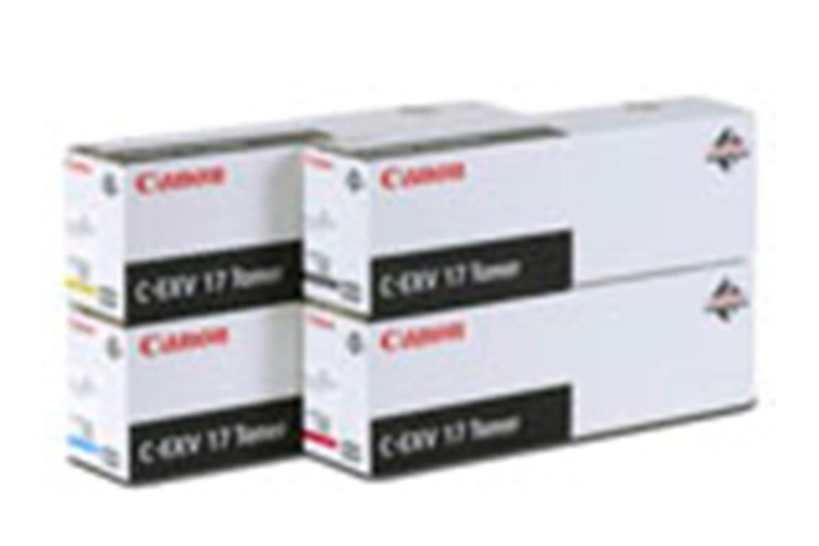 Canon Toner C-EXV17 yell. 30K, Art.-Nr. 0259B002 - Paterno B2B-Shop