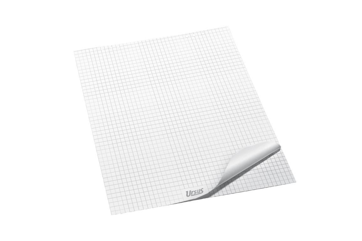 Flipchartpapier 68x99cm 20 Blatt 80g/qm kariert, Art.-Nr. 036441 - Paterno B2B-Shop