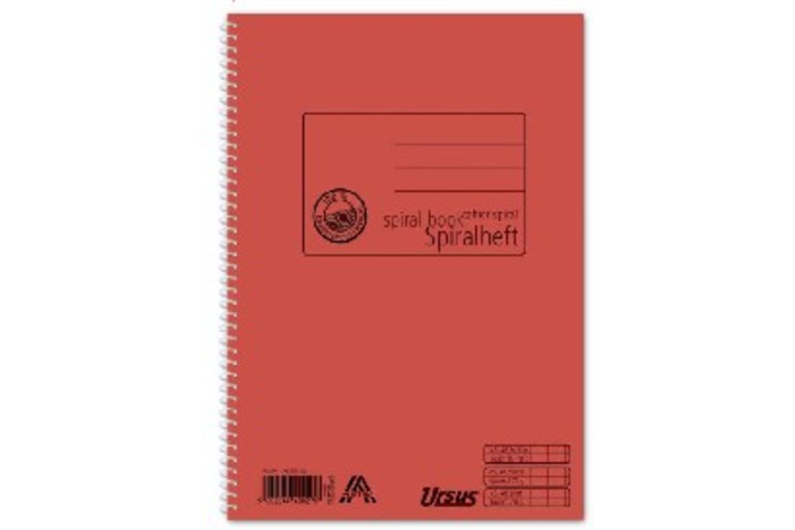 Spiralheft A5 48 Blatt 70g/qm 10mm lin., Art.-Nr. 042550-10 - Paterno B2B-Shop