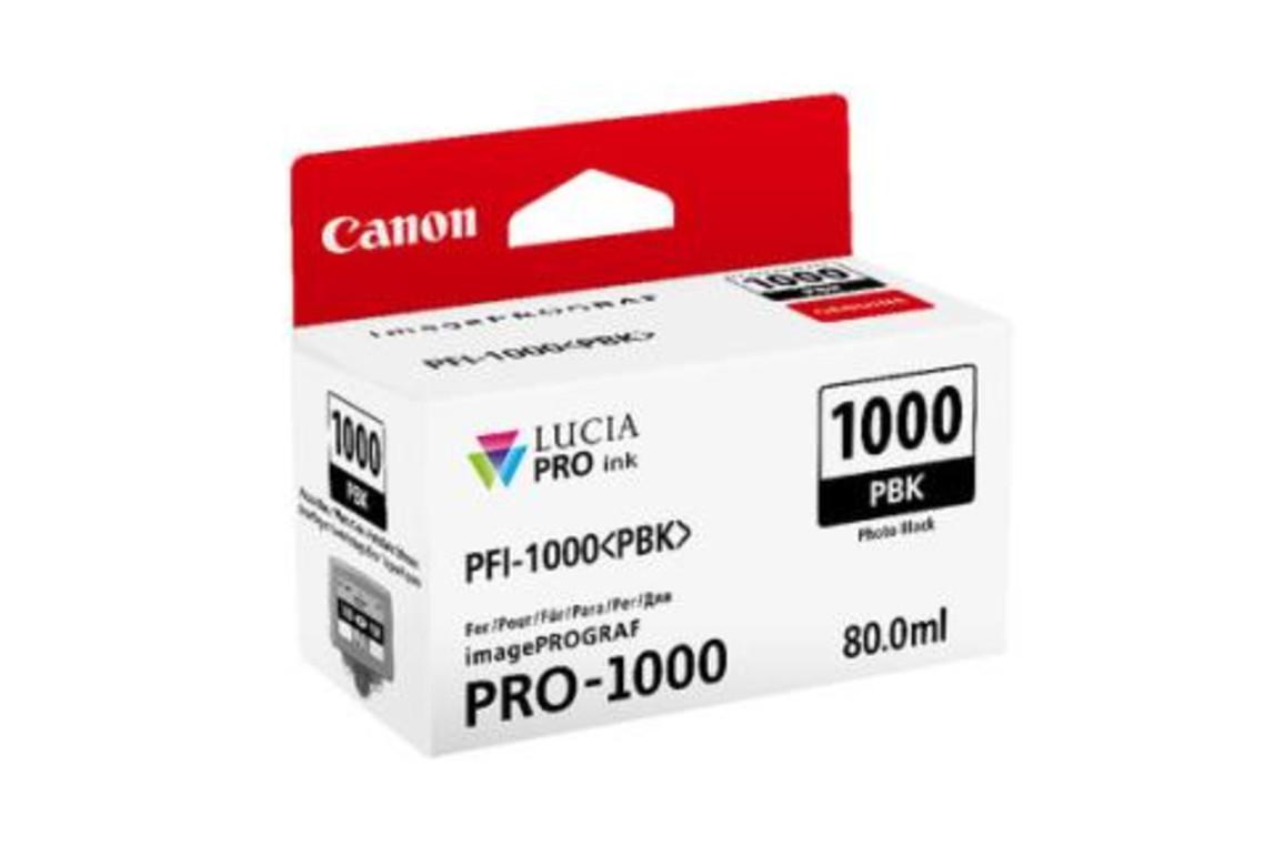 Canon Ink photo black 80ml, Art.-Nr. 0546C001 - Paterno B2B-Shop