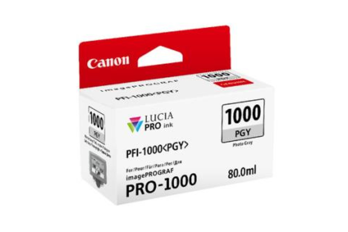 Canon Ink photo grey 80ml, Art.-Nr. 0553C001 - Paterno B2B-Shop