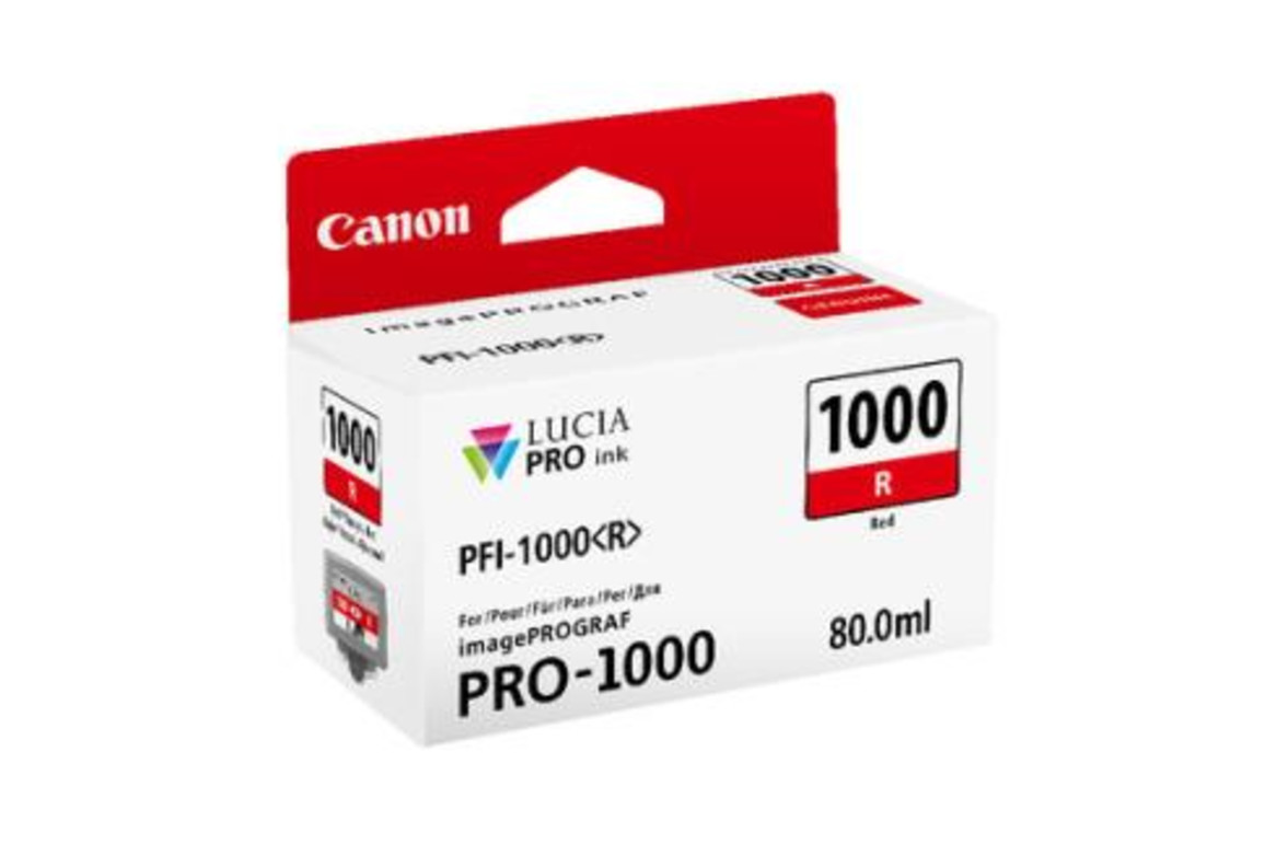 Canon Ink red 80ml, Art.-Nr. 0554C001 - Paterno B2B-Shop