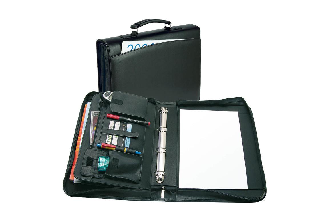 Konferenzmappe Wedo ORGA schwarz, Art.-Nr. 0583001 - Paterno B2B-Shop