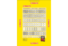 Kopieretiketten A4 Z-Products 97 X 42,3 mm, Art.-Nr. 05903 - Paterno B2B-Shop