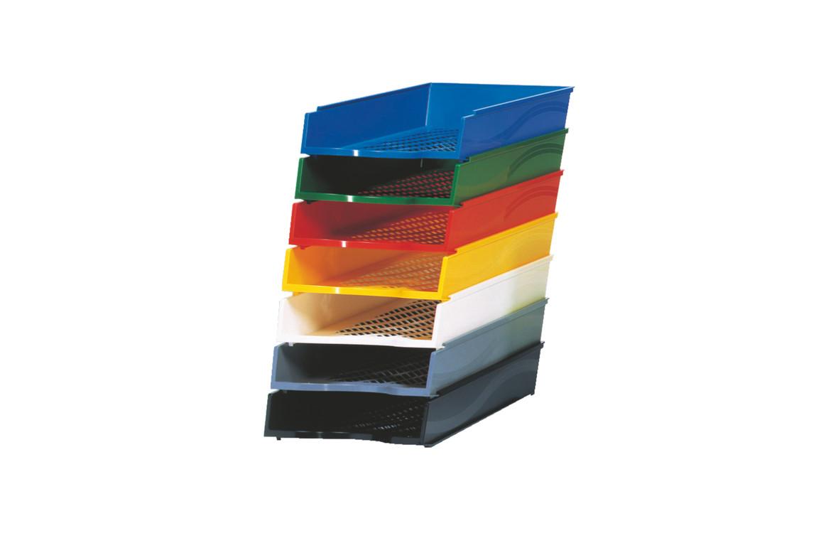 Briefkorb  Bene für A4-C4 clear, Art.-Nr. 060100-CL - Paterno B2B-Shop
