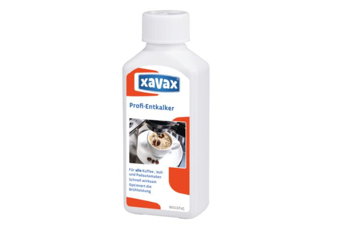Entkalker Xavax Profi 250 ml, Art.-Nr. 00111745 - Paterno B2B-Shop