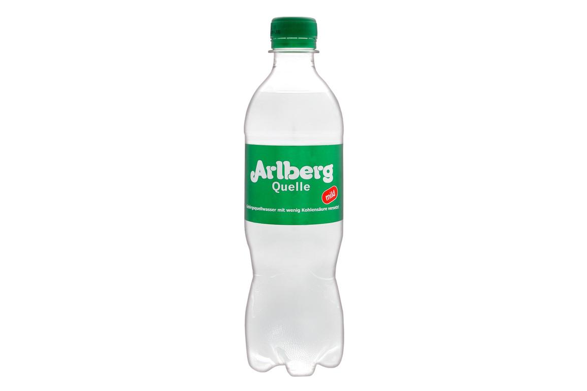 Gebirgsquellwasser mild 0,5 Liter, Art.-Nr. 0088023 - Paterno B2B-Shop
