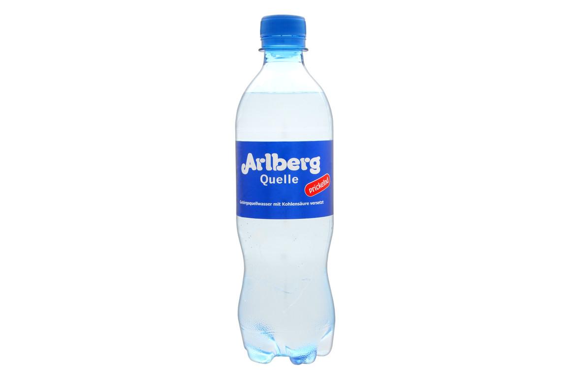 Gebirgsquellwasser prickelnd 0,5 Literl, Art.-Nr. 0088063 - Paterno B2B-Shop