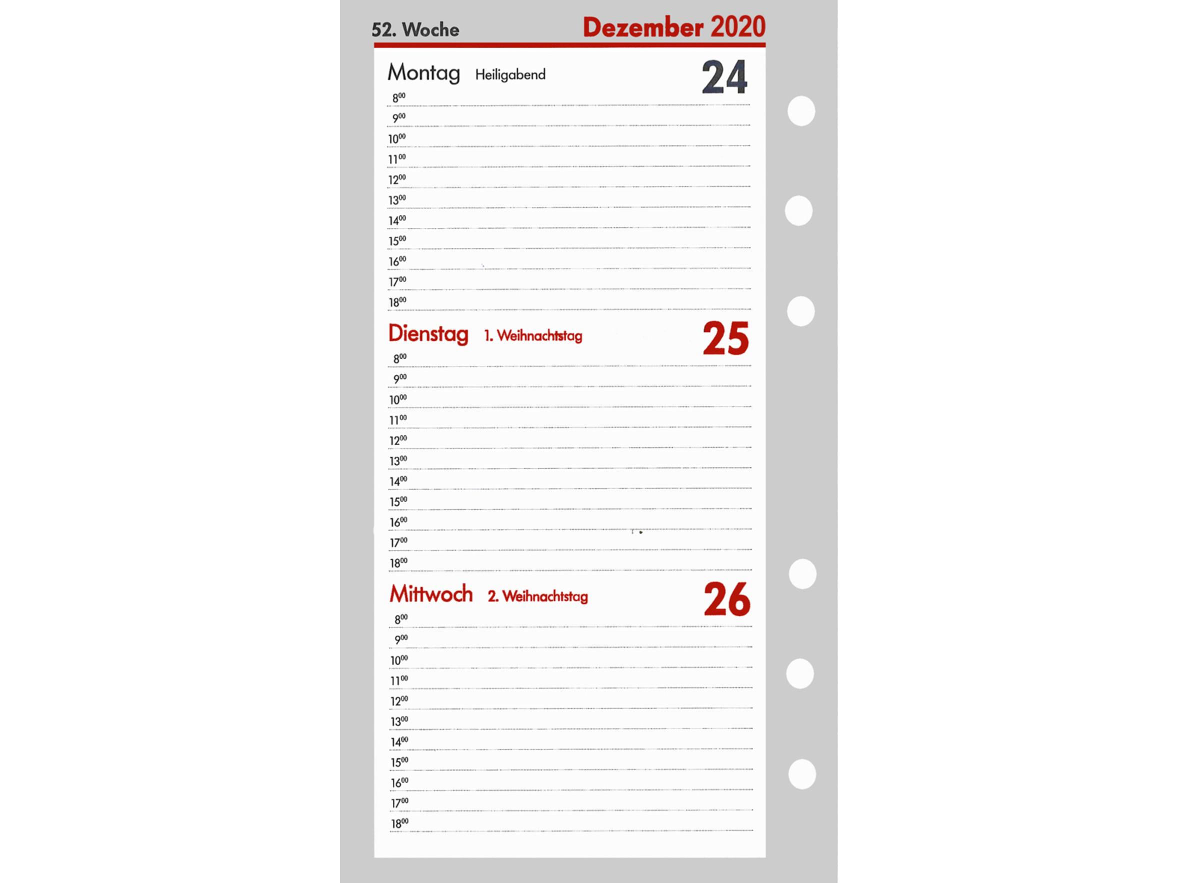 Kalendereinlage Leykam A6 Art Nr 02 0058 Paterno B2b Shop