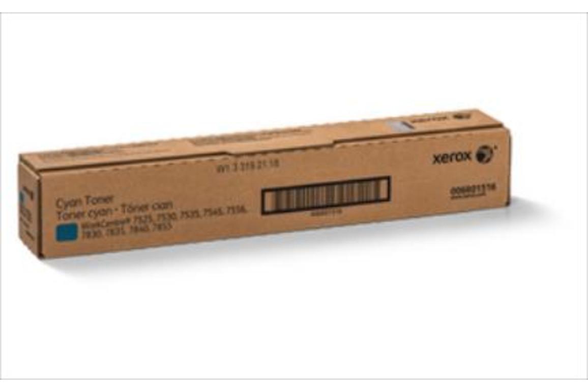 Xerox Toner WC7545 cyan 15K, Art.-Nr. 006R01516 - Paterno B2B-Shop