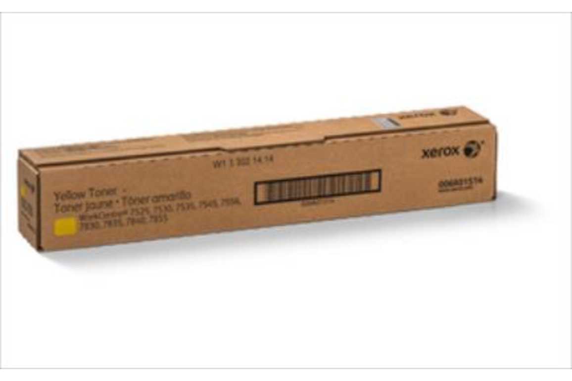 Xerox Toner WC7545 yell. 15K, Art.-Nr. 006R01514 - Paterno B2B-Shop