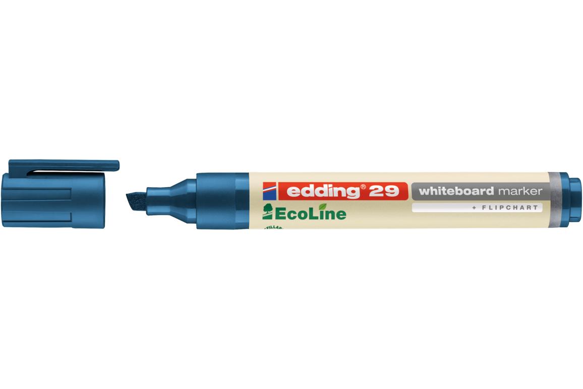 Whiteboardmarker Edding 29 EcoLine blau, Art.-Nr. 29EDDING-BL - Paterno B2B-Shop
