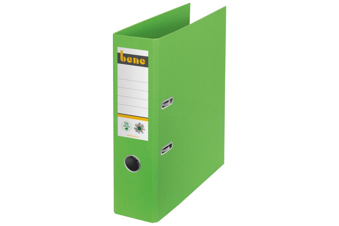 Ordner Bene CO2 neutral grün, Art.-Nr. 301400-GN - Paterno B2B-Shop