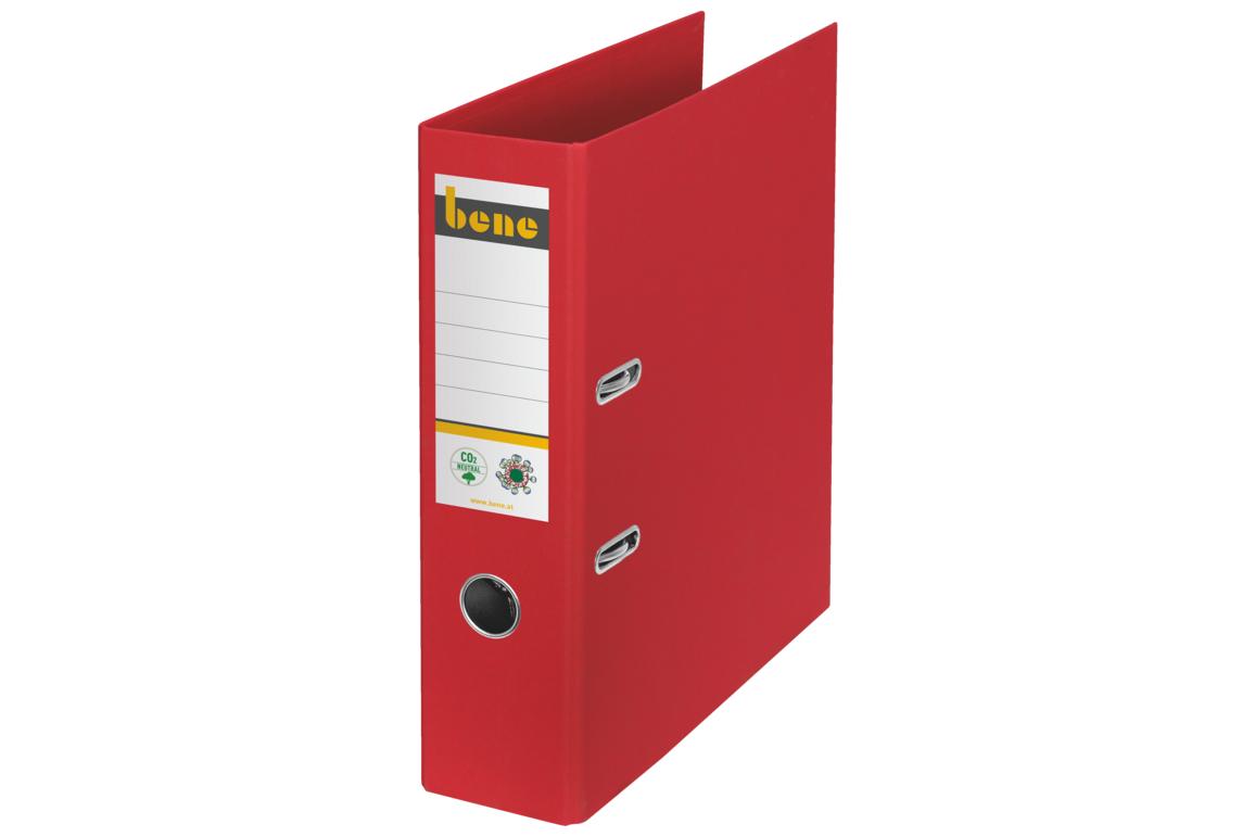 Ordner Bene CO2 neutral rot, Art.-Nr. 301400-RT - Paterno B2B-Shop