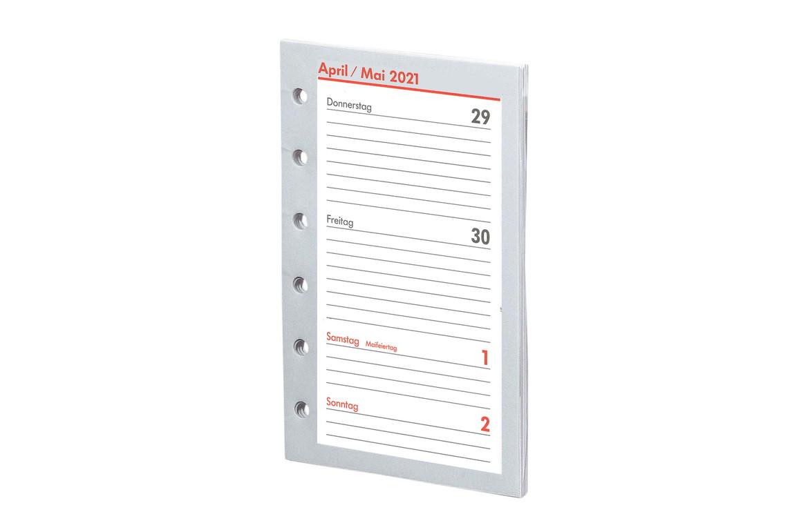 Kalendereinlage Leykam A7, Art.-Nr. 02-0072 - Paterno B2B-Shop