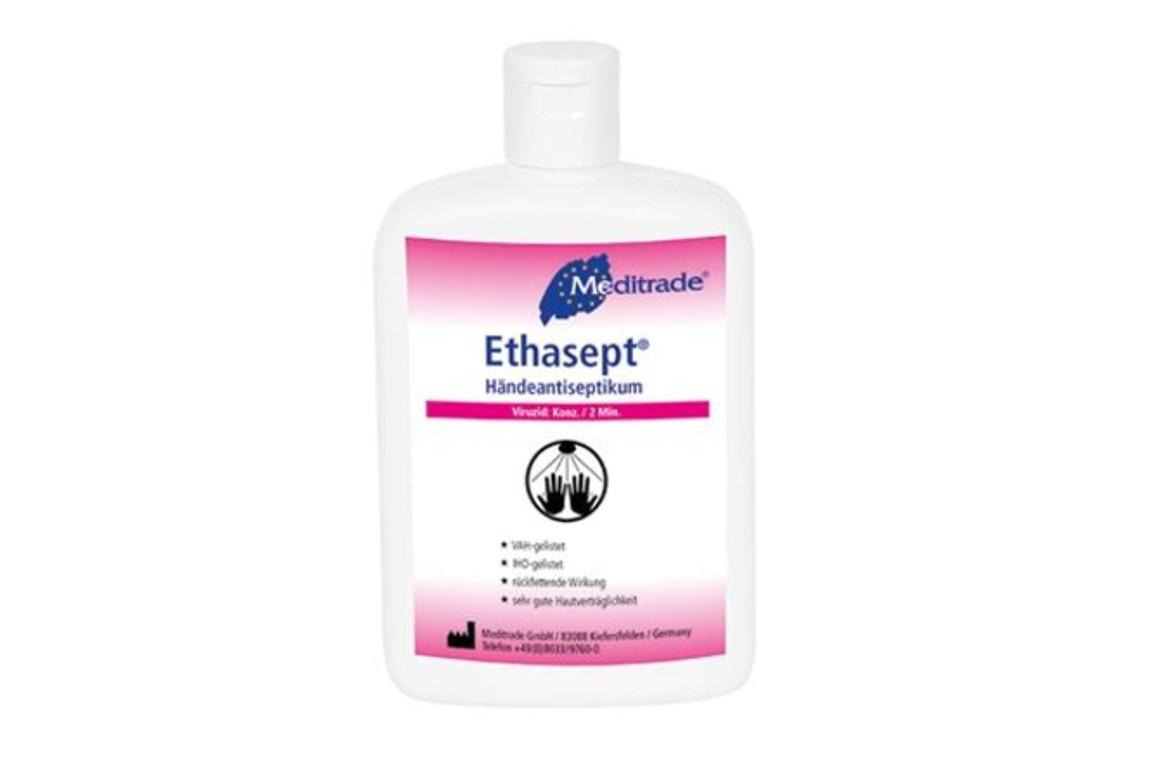 Handdesinfektionsmittel Meditrade Ethasept 150ml, Art.-Nr. 00965 - Paterno B2B-Shop