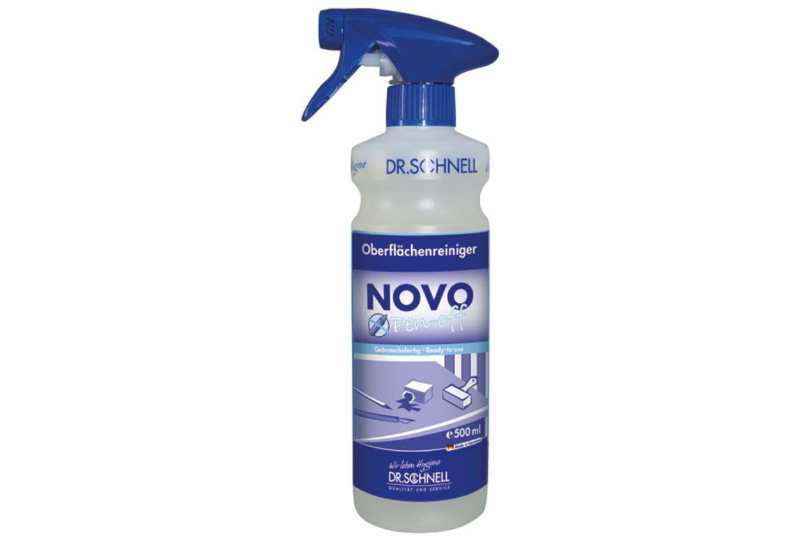 Reinigungsspry - Flächenreiniger Dr. Schnell NOVO, Art.-Nr. 00807 - Paterno B2B-Shop