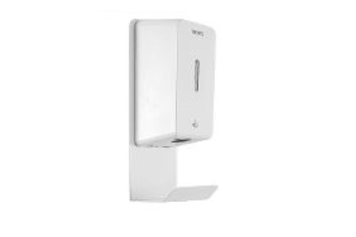 Dispenser Rexite mit Wandhalterung (mit Netzteil), Art.-Nr. 2657WEISS - Paterno B2B-Shop