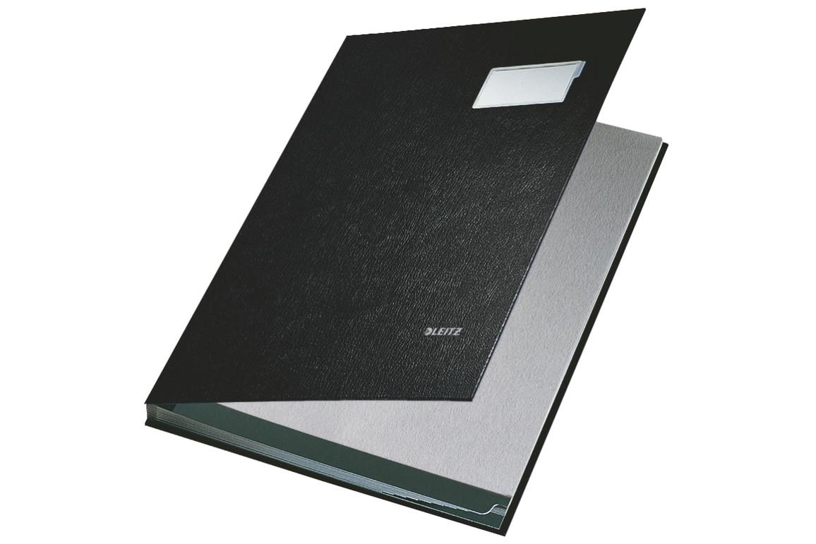 Unterschriftenbuch Leitz A4 blau, Art.-Nr. 5701-00-BL - Paterno B2B-Shop