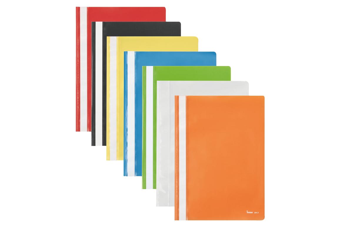 Schnellhefter Bene A4 orange, Art.-Nr. 281421-OR - Paterno B2B-Shop