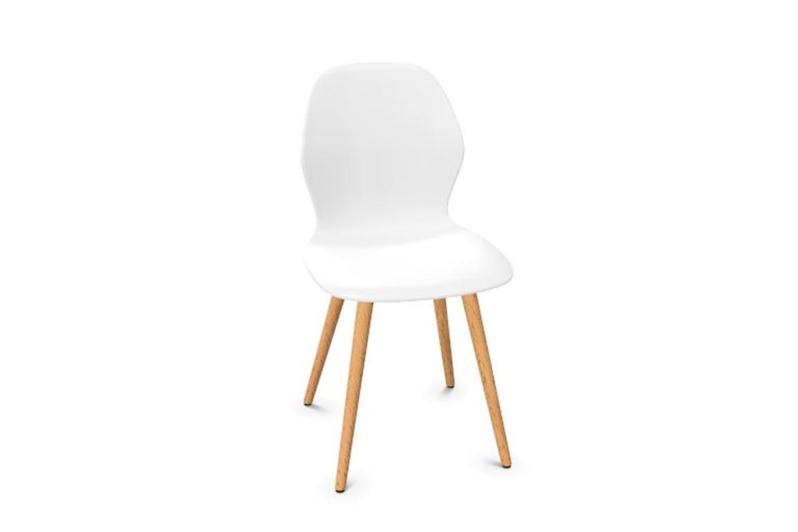Sedus se:spot wood Designstuhl zum Arbeiten und Wohnen, Art.-Nr. UT-822 - Paterno B2B-Shop